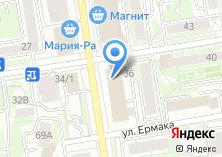 Компания «Бакальдрин Рус» на карте