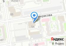 Компания «Новосибирскэнергосбыт» на карте