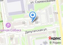 Компания «Поиск-Н» на карте