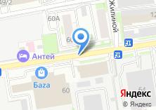 Компания «Депеша» на карте