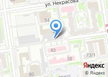 Компания «Авто-Скол» на карте