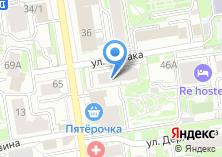 Компания «СибирьИнвест» на карте