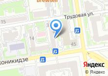 Компания «Мегаклимат» на карте