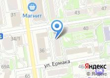 Компания «ААРОН АВТО» на карте