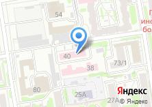 Компания «Городская клиническая поликлиника №1» на карте