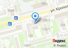 Компания «Рыбалкино» на карте