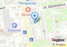 Компания «Новосибирский геологоразведочный техникум» на карте