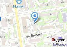 Компания «МАГАЗИН ВСЯ БУМАГА» на карте