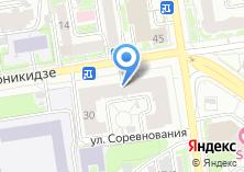 Компания «Оптифлора оптово-розничная компания» на карте