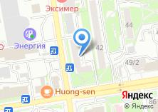 Компания «Салон-магазин климатической техники» на карте