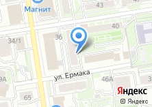 Компания «Электросиб» на карте