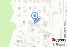 Компания «ТД Фопос торгово-производственная компания» на карте