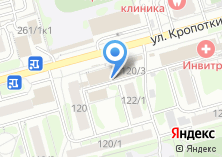 Компания «Автомагнат» на карте