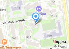 Компания «Адвокатский кабинет Просковской Г.А» на карте