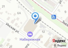 Компания «Теплосибирск» на карте