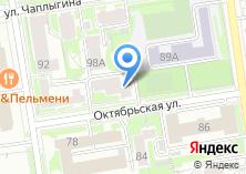 Компания «Vita est» на карте