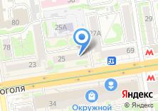 Компания «Флор2ю» на карте