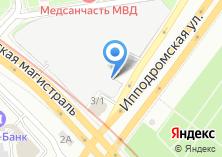 Компания «АЛВЕКОМ» на карте