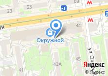Компания «Фототочка» на карте