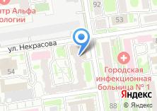 Компания «Сиблабсервис» на карте