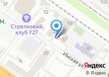 Компания «Неон-Сиб» на карте