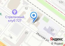 Компания «ПрофГрузчик» на карте