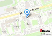 Компания «Россич» на карте