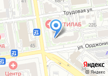 Компания «ДЕРУФА» на карте