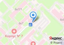 Компания «Городская клиническая больница №1» на карте