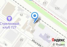 Компания «Компания художественной ковки» на карте