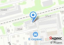 Компания «Нижегородские автомобили» на карте