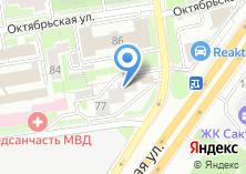 Компания «ИНКОР» на карте
