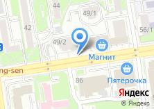 Компания «Бахче-Сарай» на карте