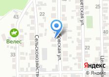 Компания «СибирскоАзиатское Соглашение» на карте