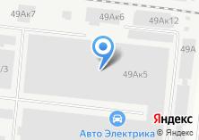 Компания «Биант-ЕК оптово-розничная компания Новосибирский филиал» на карте