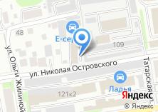 Компания «ТДК» на карте