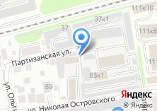 Компания «ФАСАДСТРОЙ» на карте