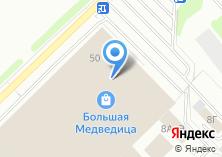 Компания «Elfa» на карте