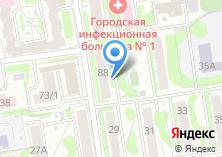Компания «Решения для бизнеса» на карте