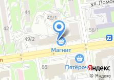 Компания «BaseMarket.ru» на карте