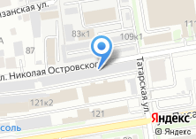 Компания «Сибирский пчеловод» на карте