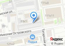 Компания «Автомастерская по ремонту рулевых реек» на карте