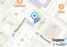 Компания «Центр Комиссионных Экспертиз» на карте