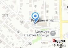 Компания «АвтоКайф» на карте