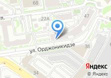 Компания «Новосибирский Коворкинг Центр» на карте