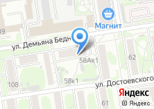 Компания «ТехноЮнит» на карте