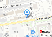 Компания «Стройтех» на карте
