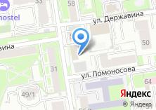 Компания «Сибирская Лесная Компания» на карте