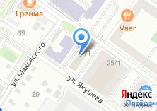 Компания «Русский Звук» на карте