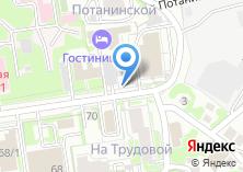 Компания «АвтоСиб» на карте